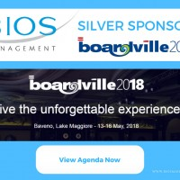 Bios Management Silver Sponsor at BOARDVille 2018