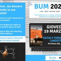 BUM 2020 | Bios User Meeting ARXivar